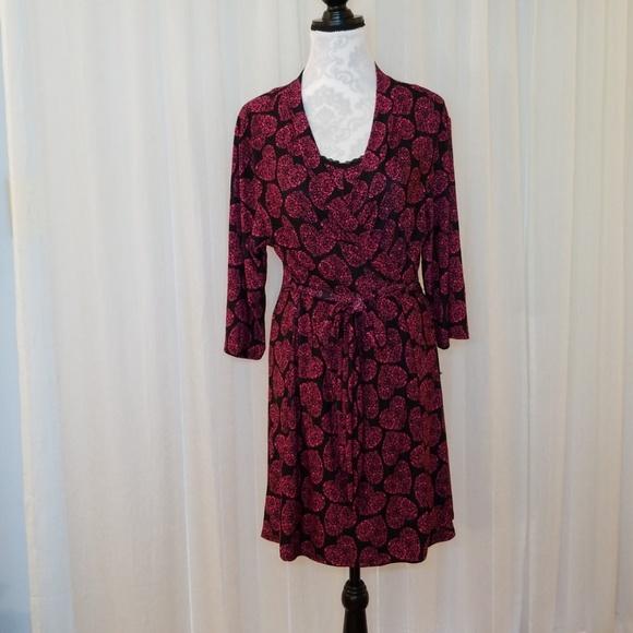 032f31b855 Rene Rofe nightgown and robe set. M 5aff48399d20f088cfe5ff12